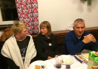 Spotkanie wigilijne z Warszawskim Klubem Rotariańskim